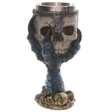 Gothic 3D Ghost Wine Cup Halloween Drinks Goblet Beer Tumbler Skull Wine Glass