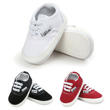 Baby Soft Sole Shoes Shoes Sneakers Infant Walker Canvas Shoes for 0-18 Months