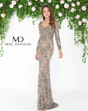 Mac Duggal 4606D Long Evening Dress ~LOWEST PRICE GUARANTEE~ NEW Authentic Gown