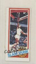 1980-81 Topps Separated #262 Slam Dunk (Julius Erving) Philadelphia 76ers Card