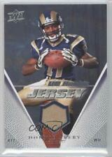 2008 Upper Deck UD Rookie Jersey #UDRJ-DA Donnie Avery St. Louis Rams Card