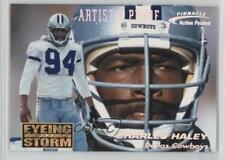 1996 Pinnacle Action Packed Artist's Proof 120 Charles Haley Dallas Cowboys Card