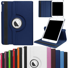 For Apple iPad 2 3 4 360 Rotating Magnetic Leather Case Smart Cover with Stand