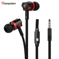 Langsdom JM26 Earbuds Sport Headphones Noise Isolating Earphone Headset with Mic