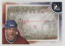 2012-13 In the Game Forever Rivals Series Autographs #A-MK Mike Keane Auto Card