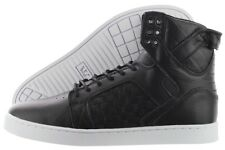 Supra Skytop LX S67004-BBW Black White Leather Chad Muska Skate Shoes Medium Men