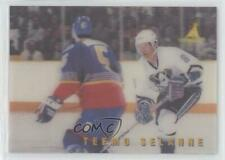 1996-97 Pinnacle McDonald's McD2 Teemu Selanne Anaheim Ducks (Mighty of Anaheim)