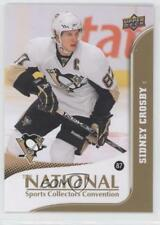 2010 Upper Deck The National #NSC-11 Sidney Crosby Pittsburgh Penguins Card