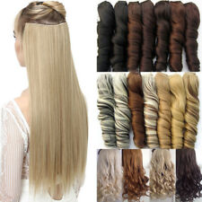 Real Long Black Hair Extensions Clip In Hair Extensions Thick As Human Hair AE6