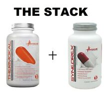 Metabolic Nutrition ThermoKAL + Original SYNEDREX The Ultimate Fat Burning STACK