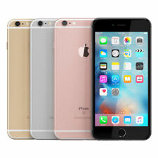APPLE IPHONE 6 PLUS 128GB GSM UNLOCKED SMARTPHONE ROSE GOLD SILVER SPACE GRAY