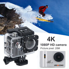 2'' LCD 4K Wifi 1080P Ultra HD Sport Action Camera DV Camcorder Waterproof DH