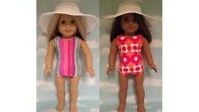 """Swimsuit handmade to fit 18"""" American Girl Doll 18 inch Doll Clothes 755ab"""