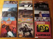 Lot of 20 Classic Rock Records  Pink Floyd  Eagles  The Doors