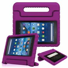 For Amazon Kindle Fire 8 HD ShockProof EVA Case Kids Friend Handle Cover