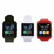 Bluetooth Smart Watch Phone Mate Wristwatches For Android IOS Samsung iPhone LG
