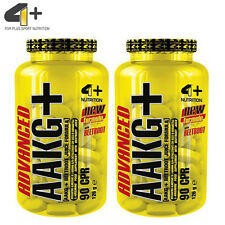 ADVANCED AAKG 90/180 Tab. Muscle Pump Growth PRO Nutrition Hormone Production