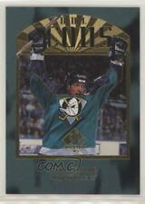 1997 SP Authentic NHL Icons #I19 Teemu Selanne Anaheim Ducks (Mighty of Anaheim)
