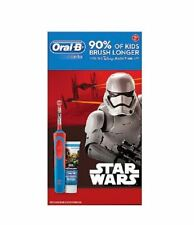 Oral-B Star Wars Power Brush Gift Set with Toothpaste 1 2 3 6 12 Packs