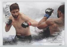 2014 Topps UFC Bloodlines #29 Carlos Condit MMA Card
