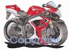 Koolart - Suzuki GSXR - Mousemat - Personalised With A Name - 2024