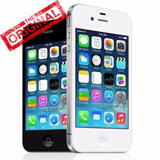 Iphone 4S Factory Unlocked/Verizon/AT&T 8GB 16GB 32GB Smartphone Black OR White