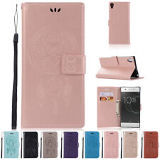 For Sony Xperia XA1 ULTRA Luxury Leather Flip Magnetic Card Wallet Case Cover