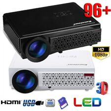 Portable Home LED/LCD Projector 5000Lumen HD 1080p Theater HDMI YPBPR ATV 2000:1