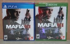 Mafia III 3 (Microsoft Xbox One or Sony PlayStation 4, 2016) Brand New, Sealed