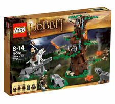 LEGO The Hobbit Attack of the Wargs (79002) - Brand New - Fast Postage