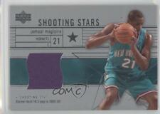 2003-04 Upper Deck Shooting Stars SS-JA Jamaal Magloire New Orleans Hornets Card