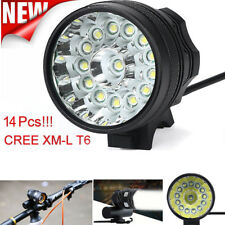 Super Light T6 LED 3 Modes Bicycle Front Lamp Bike Light Headlight Cycling Torch