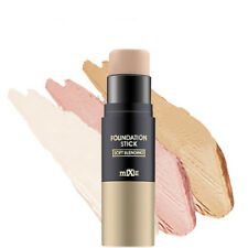 Face Makeup Highlighter Foundation Powder Concealer Creamy Stick With Brush