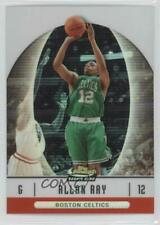 2006 Topps Finest Refractor #70 Allan Ray Boston Celtics Rookie Basketball Card