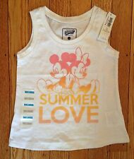 NWT Girl's Old Navy Disney Minnie/Mickey Summer Love Tank Top - Size 5T