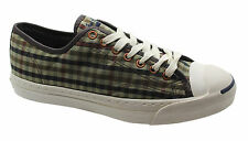 Converse JP OX Oxford Jack Purcell Olive Canvas Mens Unisex Trainers 132762C D21