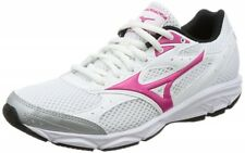 Mizuno Women Running shoes MAXIMIZER 20 K1GA1801 White × Pink Free shipping