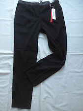 sheego Cloth Trousers Chinos Trousers Size 40 - 58 Black (395 N) (808 K L)