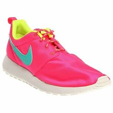 Nike Roshe Run Pink Youths Trainers 7US (6UK)