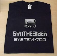 RETRO SYNTH SYSTEM 700 MODULAR SYNTHESIZER DESIGN ROLAND  T SHIRT S M L XL XXL