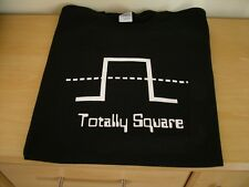 RETRO SYNTH T SHIRT SYNTHESISER DESIGN TOTALLY SQUARE S M L XL XXL