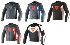 Dainese Mens Avro D1 Armored Leather Jacket