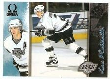 97/98 PACIFIC OMEGA DARK GRAY PARALLEL Hockey (#1-250) U-Pick from List