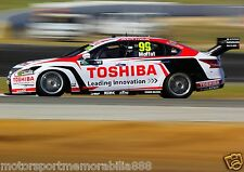 James Moffat 2015 6x4 or 8x12 photos V8 Supercars NISSAN ALTIMA FAST POSTAGE
