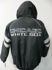 Chicago White Sox Mens Large - X-Large Full Zip Hooded Winter Jacket CWS 2