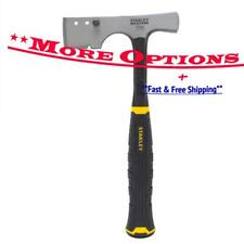 Stanley FATMAX 13-64oz Milled/Smoothed Face Hammers Head Weight x Handle Length