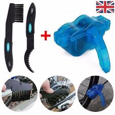 Cycling Bike Bicycle MTB 3D Chain Cleaner Quick Clean Tool Brushes Scrubber
