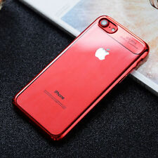 Ultra Thin Clear Protective Hard PC Back Cover Case For iPhone 6 6S 7 8 Plus
