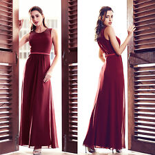 Ever-Pretty Long Formal Dress Beaded Evening Prom Gown Cocktail Party Dress 8742