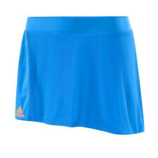 Adidas Adidas Short Length Soar Blue Womens Tennis Skort D83694 DD41